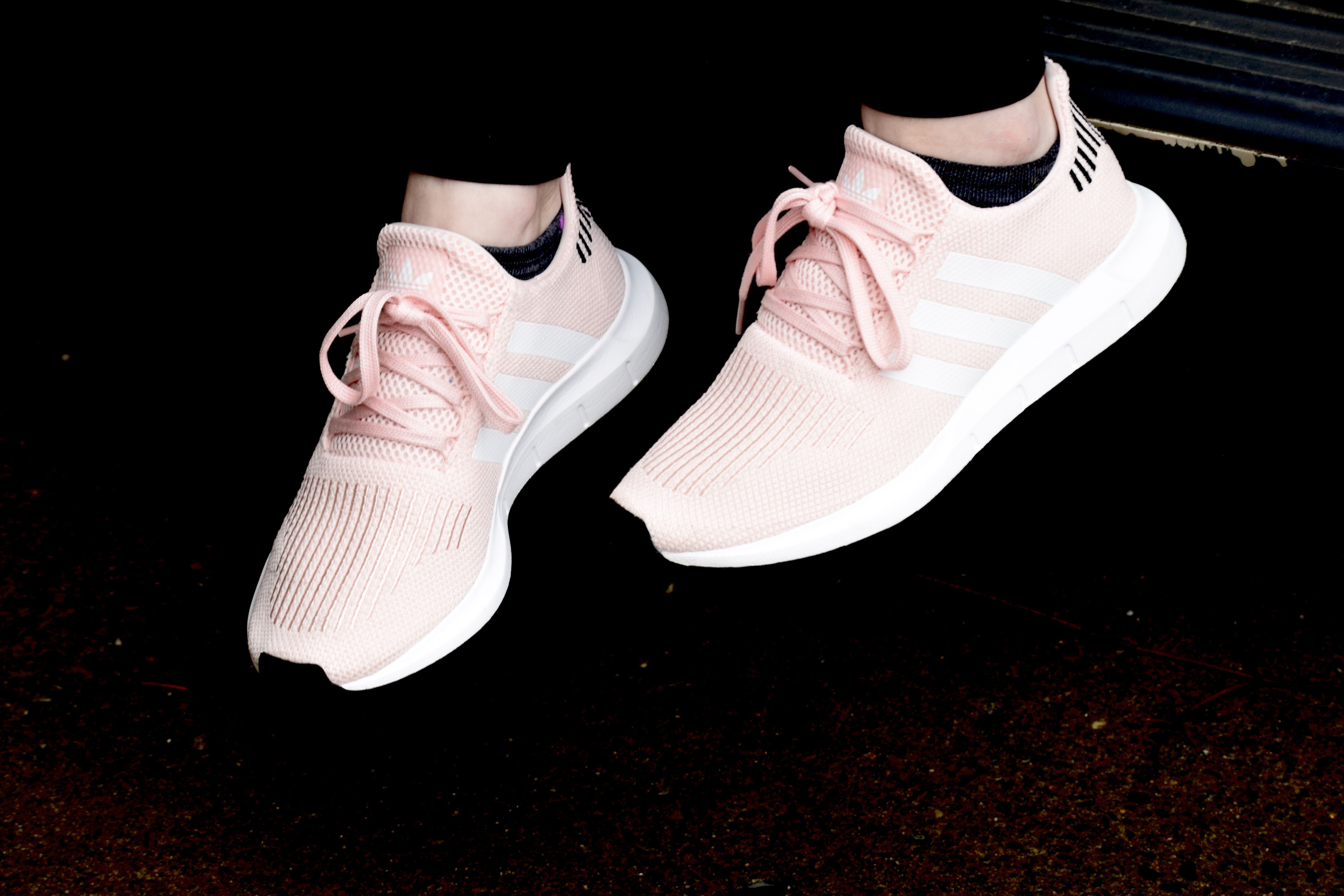 Gorgeous Pink Adidas Fitness Lifestyle Shoes,  #Adidas #Fitness #Gorgeous #Lifestyle #pink #p...,  #...