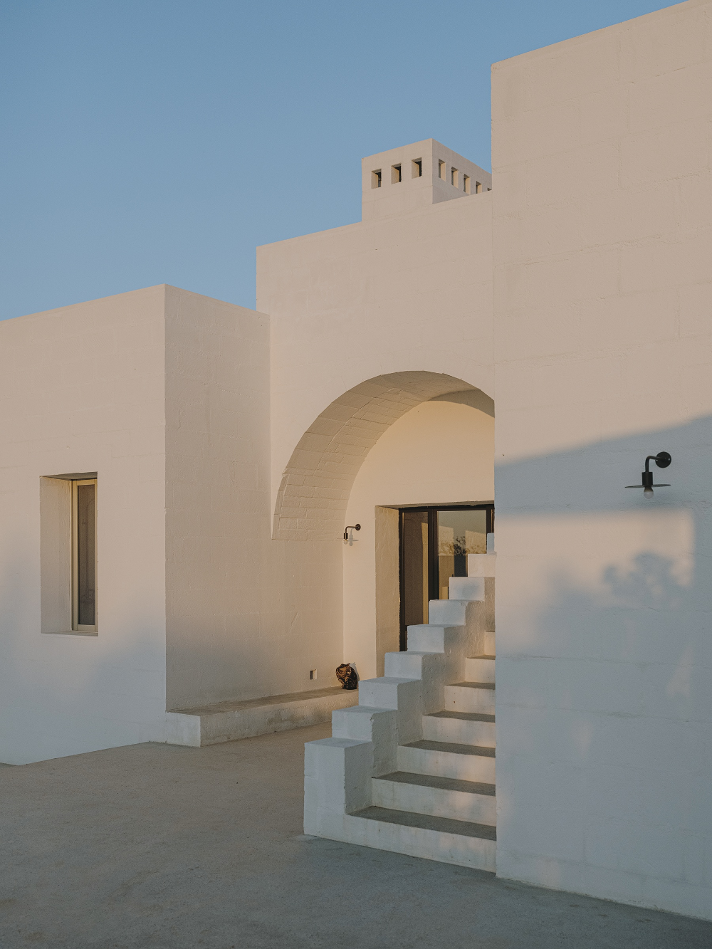 Drawing From The Architectural Vernacular Of Puglia, Studio Andrew Trotter Has Designed An Italian Holiday Retreat