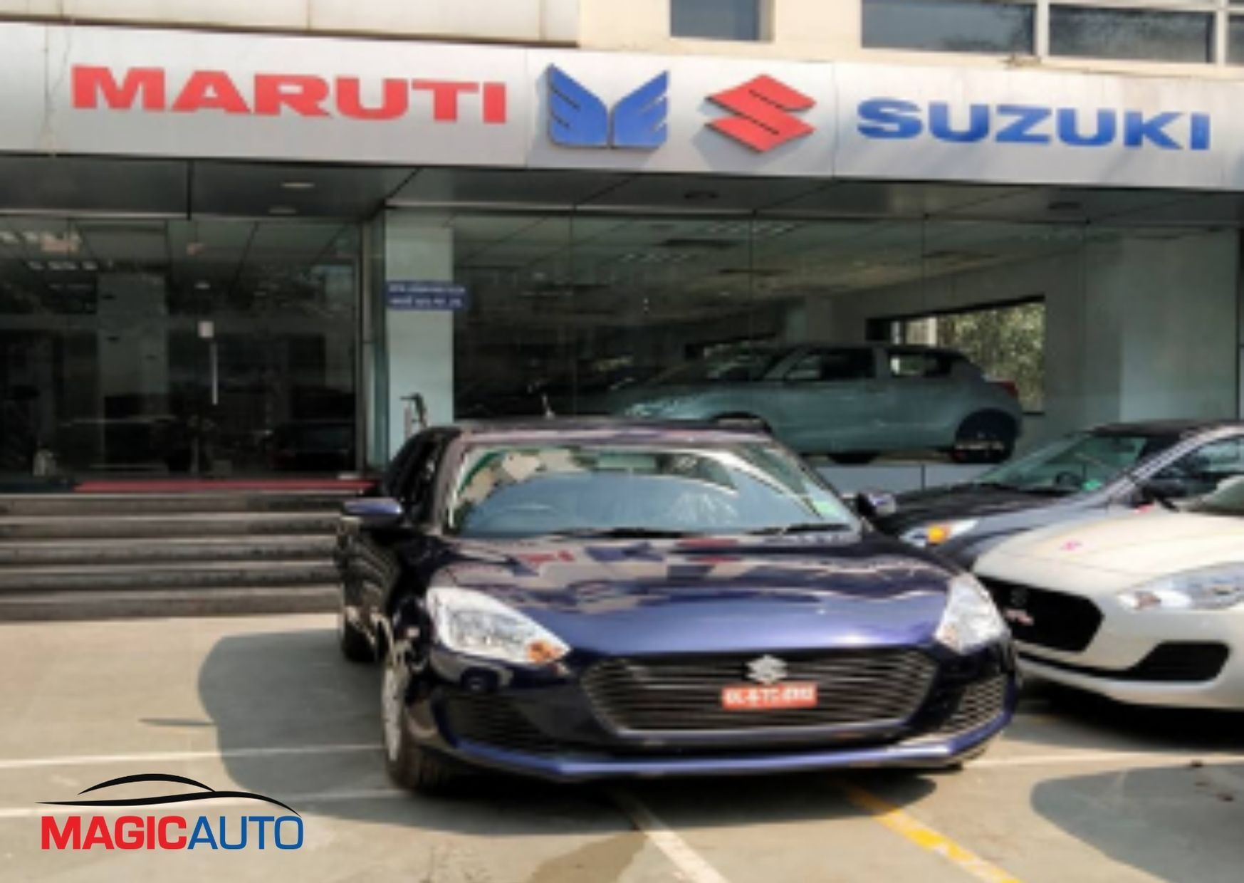 Searching Maruti Arena Car Dealers in New Delhi then Visit