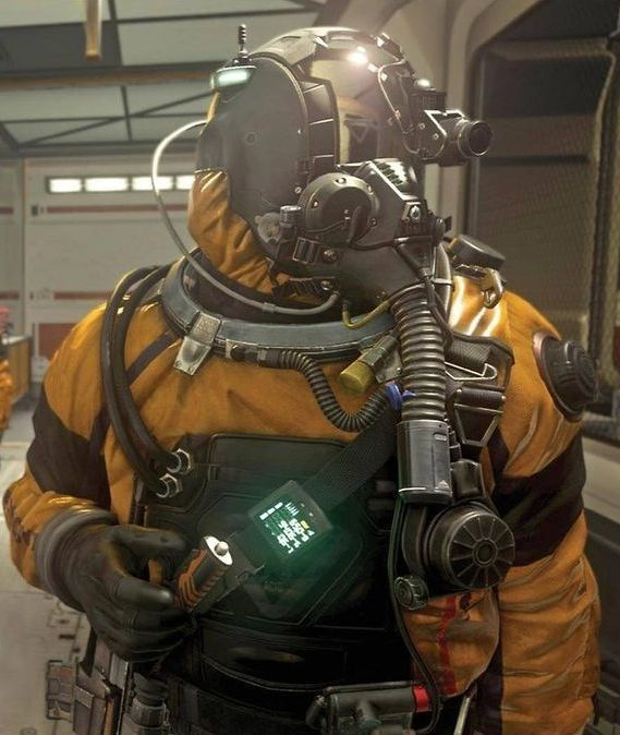 Space And Scifi Things With Zmodeler: Image Result For Cool Environment Suit