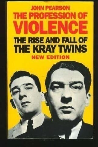 The profession of violence book