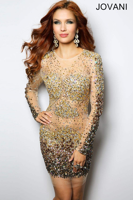 Style 20823 http://www.jovani.com/short-dresses-cocktail-dresses ...