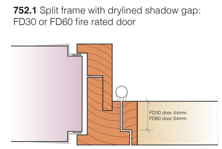 Image Result For Door Frame Detail Joinery Design Door Frame Doors
