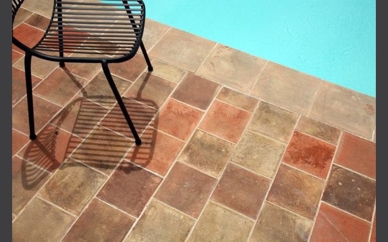 plage de piscine terrasse en 2019 carrelage terre. Black Bedroom Furniture Sets. Home Design Ideas