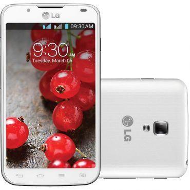 9502bdd76c4 Celular Smartphone Desbloqueado LG Optimus L7 II Dual P716 Branco - Dual  Chip, Android 4.1, Câmera 8MP, Tela 4,3, Dual Core 1GHz, 3G, WiFi e.