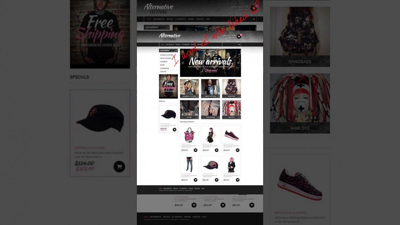 Template Design website template responsive html5   VIDEO TEMPLATES ...