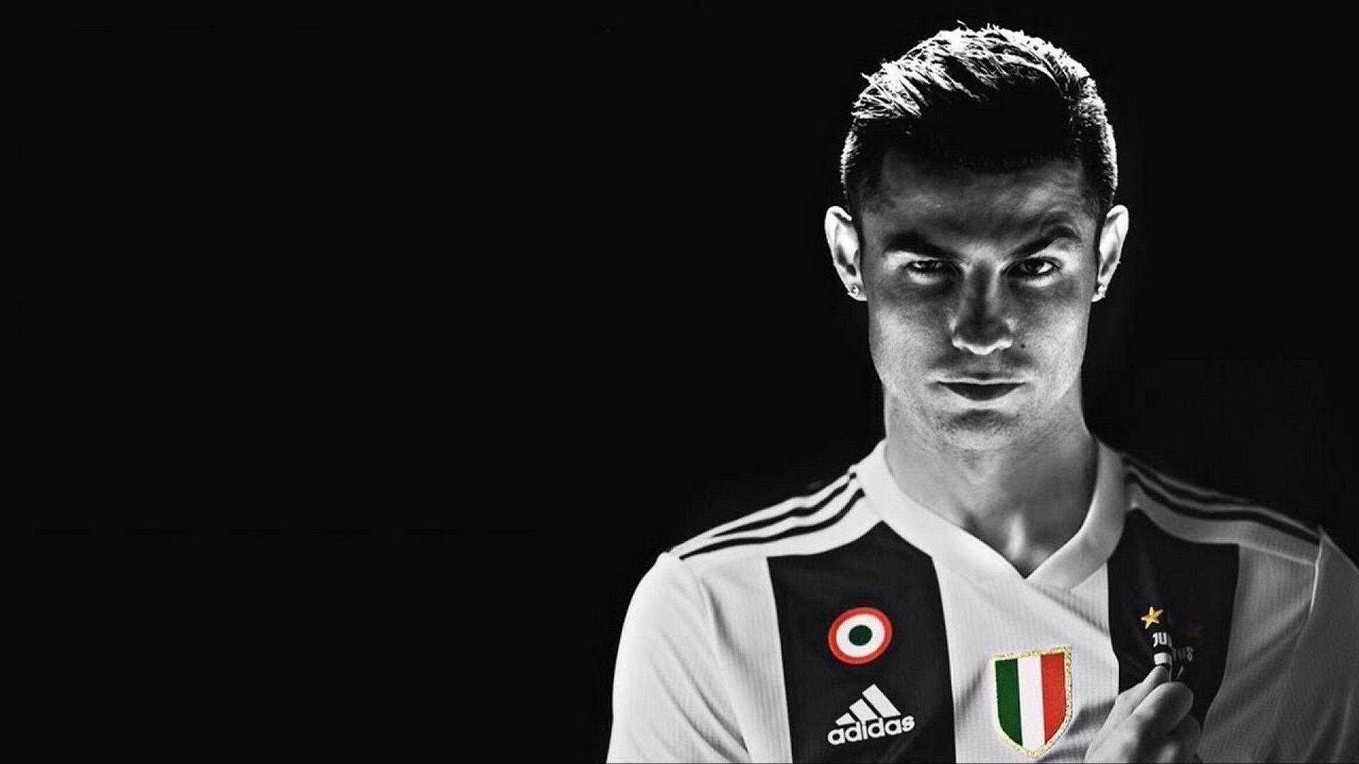 Desktop Wallpaper Cristiano Ronaldo Juventus