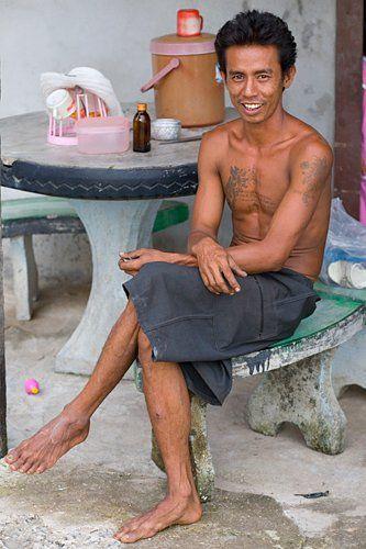 Thai man - southern Thailand