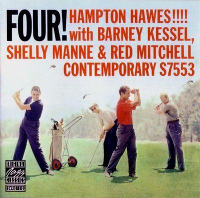 Hampton Hawes Four Hampton Hawes Album Covers Album
