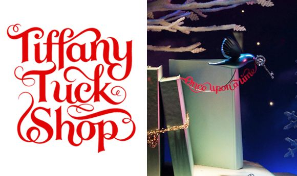 Tiffany Tuck Shop | Calligraphy, Lettering & Type | Neon signs