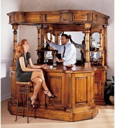 Irish pub style at home bar.. | cantina | Pinterest | Bar, Pub ...
