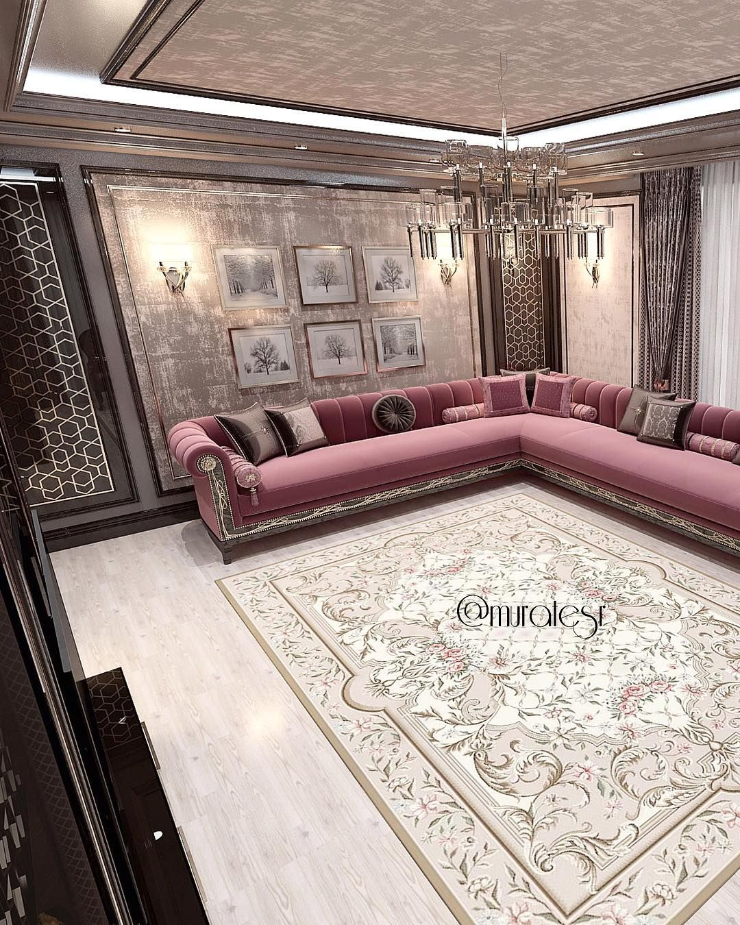 1 054 Likes 26 Comments Murat Gulercoban Muratesr On Instagram Customer Project Perfect Project Perfect Living Room Color Living Room Decor Furniture