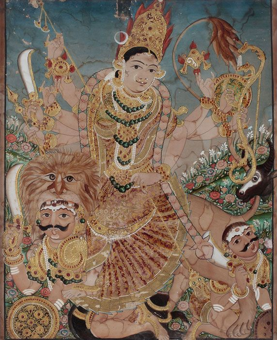 Indian antiques for sale | Indian miniature paintings | Antique