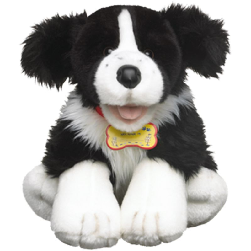 Black And White Collie Dog Build A Bear Google Search With