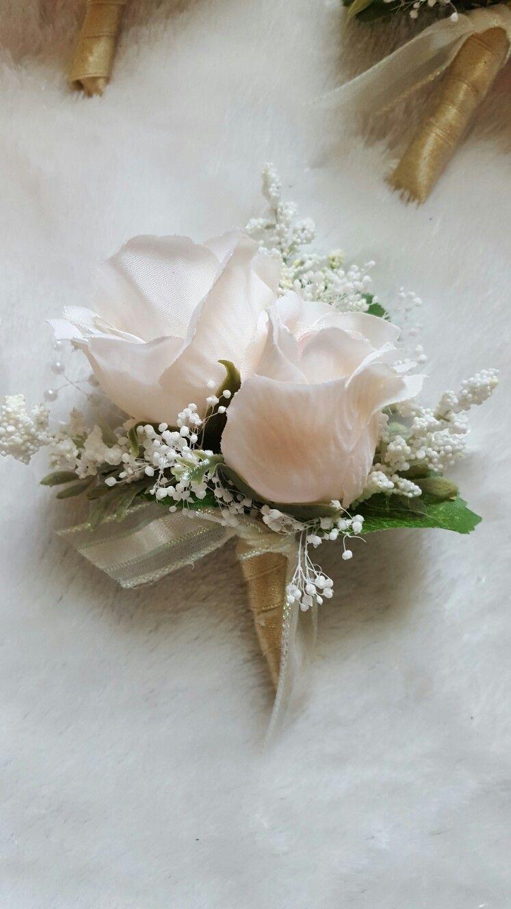 Wedding Boutonniere From Hen House Designs Henhousedesigns