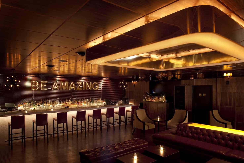 Restaurant Bar Designs Local Design Sf Chambers Restaurant And Lounge  California Home