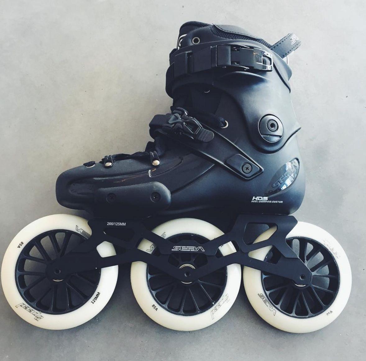 Seba Triskate Inline Skating Skate Store Freeride