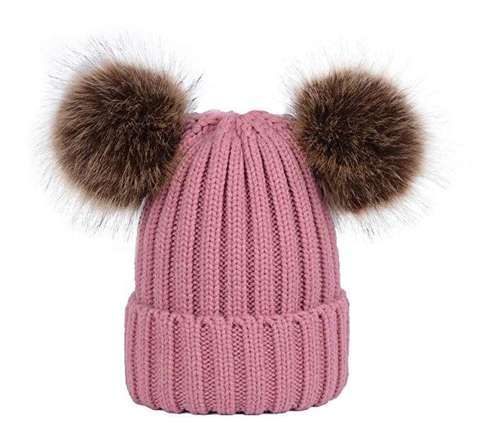 48ac97880b455 wanture Women s Winter Knit Beanie Hat