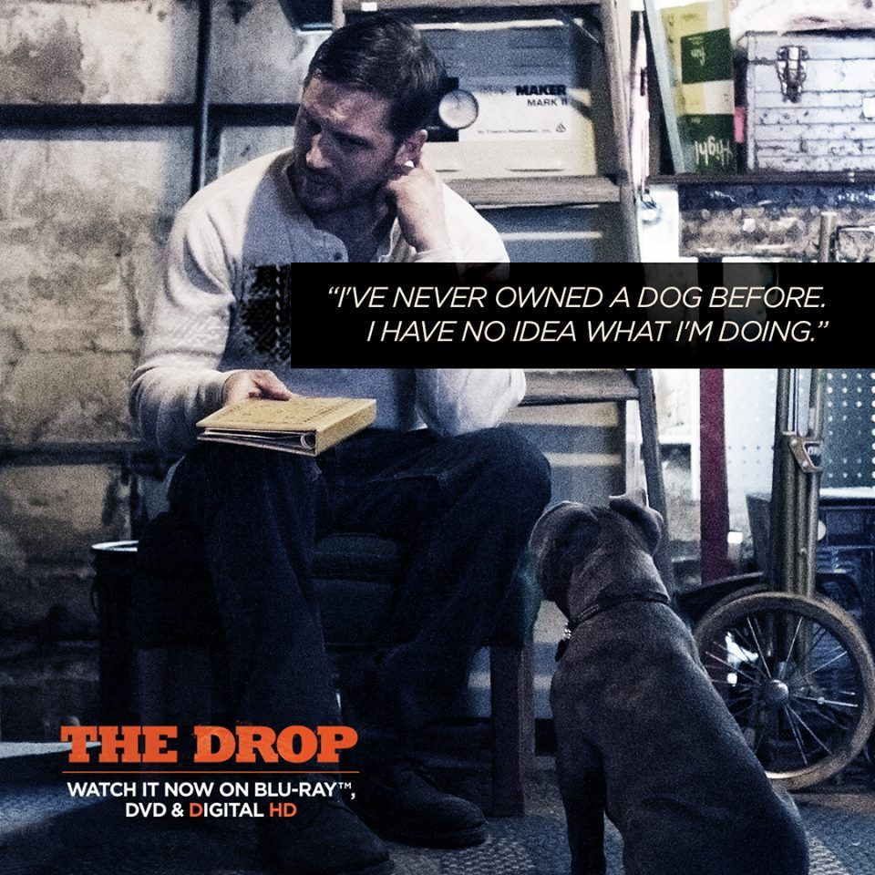 Tom Hardy - The Drop