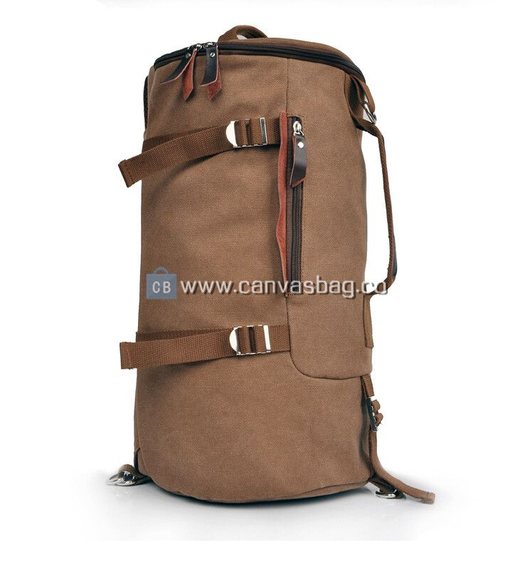 Extra Large Duffel Bags Canvas Duffle Bag Gym Bag Brown Canvas Bag Leather Bag Canvasbag Co Canvas Duffel Bag Canvas Rucksack Backpack Canvas Leather Bag