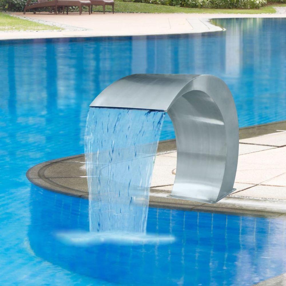 Ubbink Wasserfall Halifax Dekobrunnen Wasserspiel Springbrunnen
