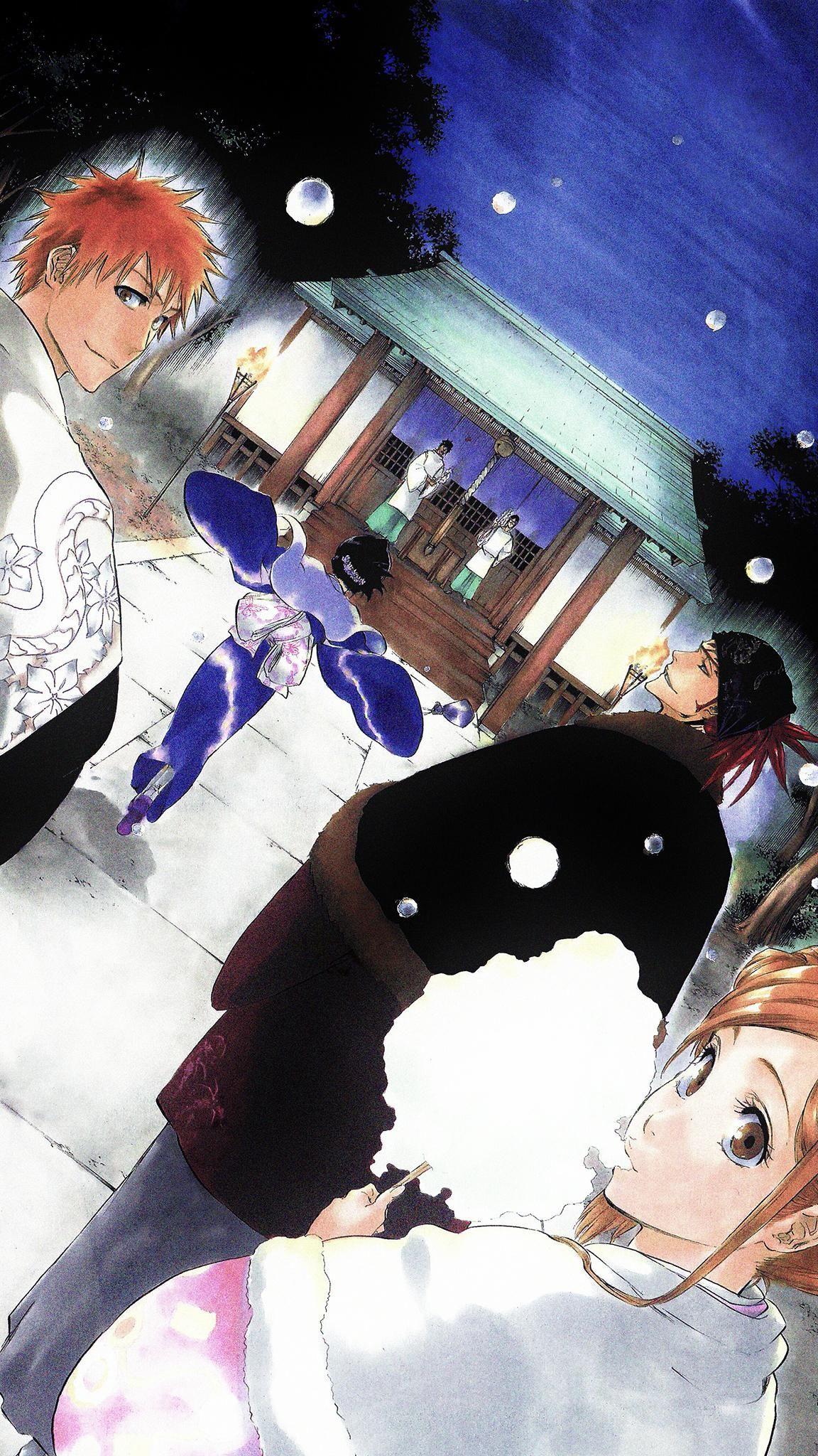 Bleach Tybw Wallpaper In 2020 Bleach Anime Bleach Fanart