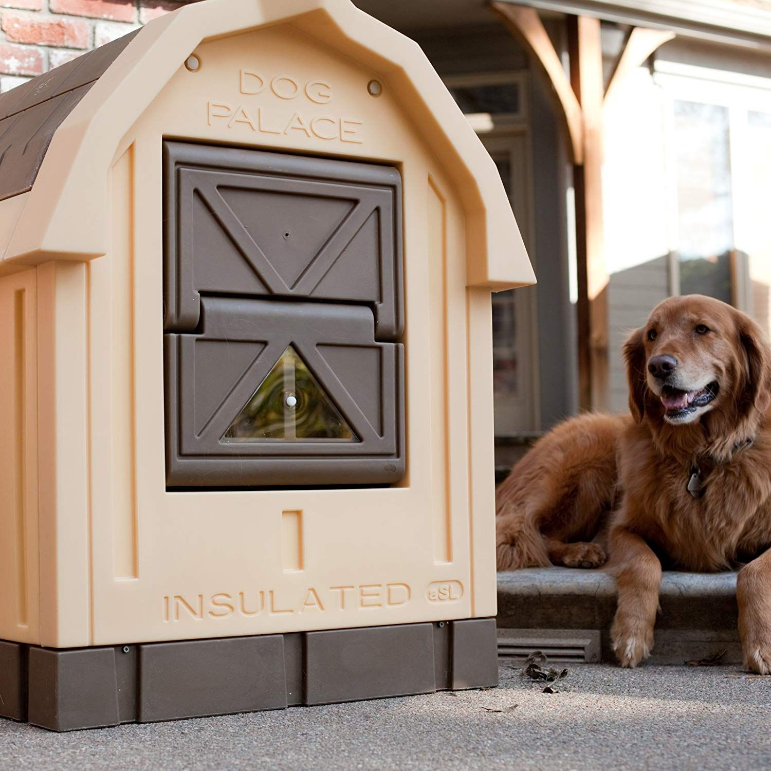Best Dog House Reviews In 2019 Cool Dog Houses Insulated Dog