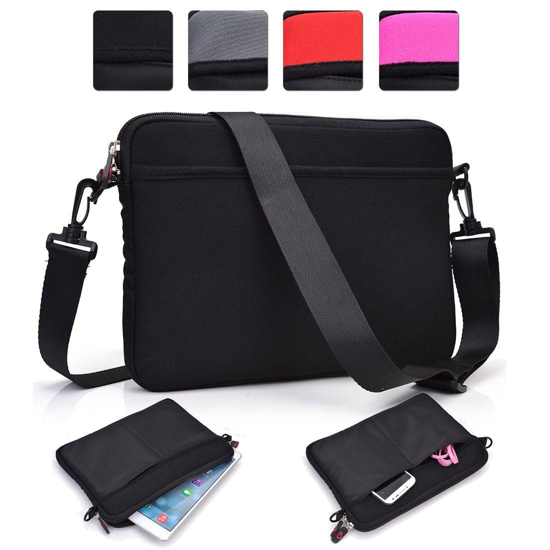Universal 10 11 6 Inch Laptop Sleeve And Shoulder Bag Case 2 In 1 Ndr2 2 Ebay Tablet Sleeve Shoulder Bag Bags