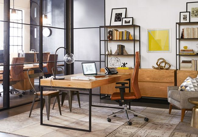 Pin en oficinas - Ideas decoracion despacho ...