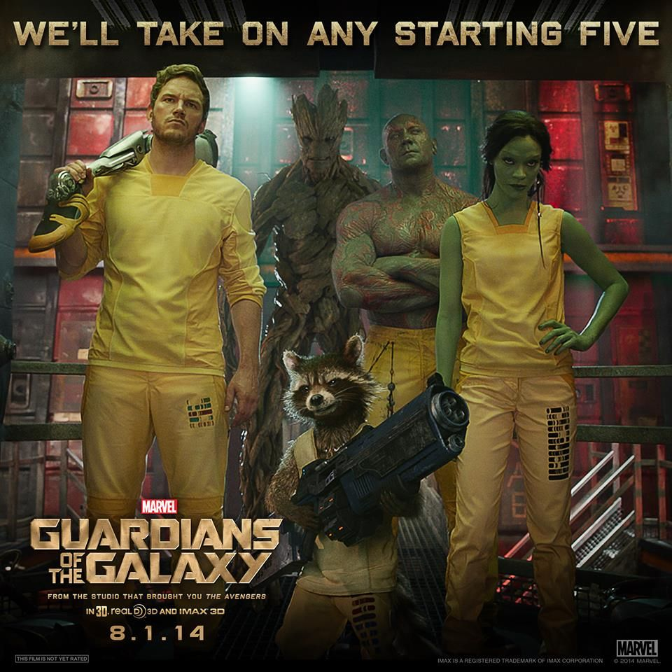 Images From GUARDIANS OF THE GALAXY