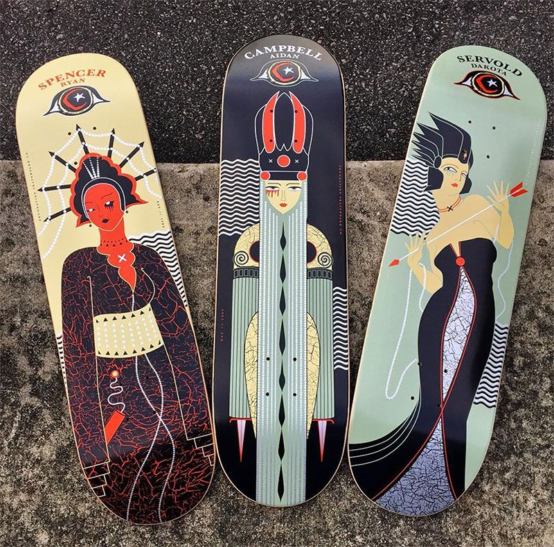 Fresh Foundation Skateboards Eastern Skateboard Supply Foundation Skateboards Skateboard Skateboards