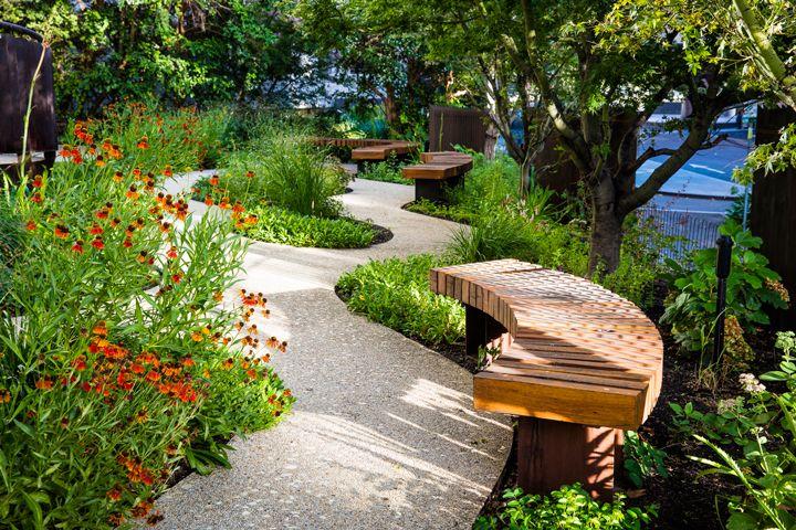 Projects - Ian Barker Gardens - Landscaper Designers ...