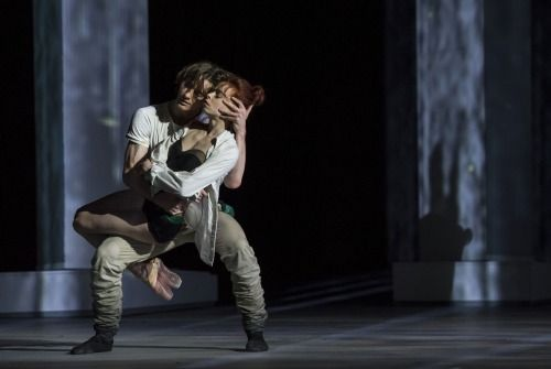Maria S Scrapbook The Taming Of The Shrew By Bolshoi Ballet