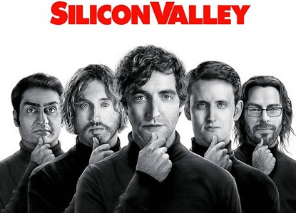 سلسلة Silicon Valley