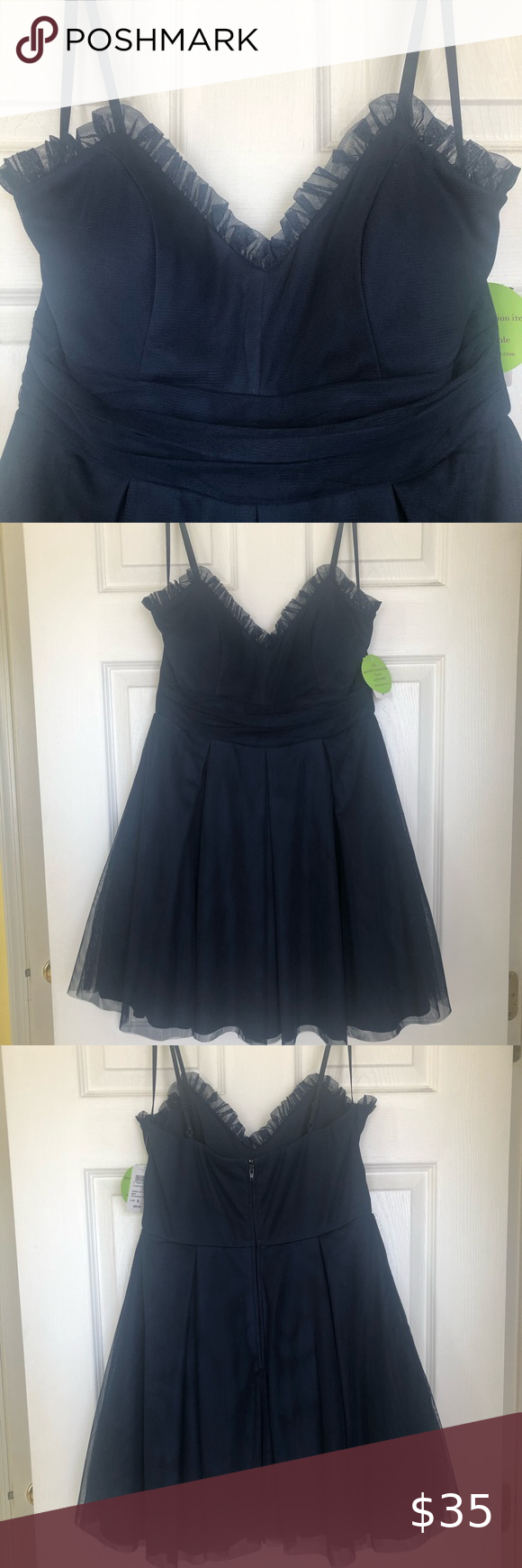 Cute Flirty Dress From Windsor Flirty Dresses Dresses Clothes Design [ 1740 x 580 Pixel ]