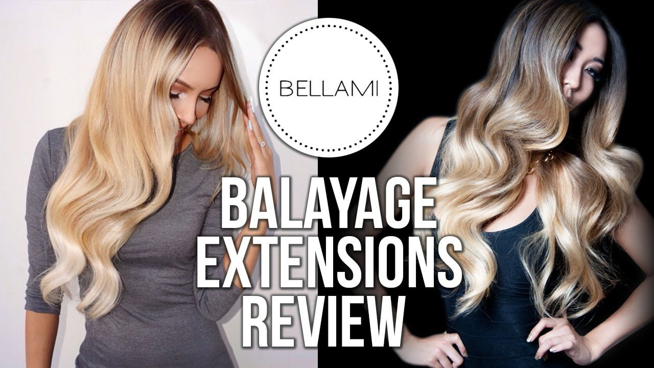 The lovely desi perkins give a detailed review of her bellami