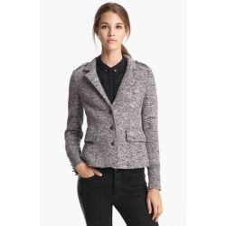 Burberry Brit Tweed Jacket Medium Review Price