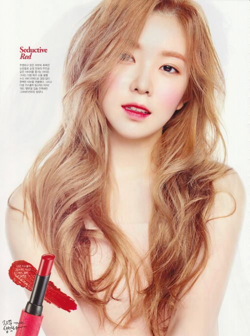 Red Velvet for Instyle Magazine March 2016 Issue cr; Think B