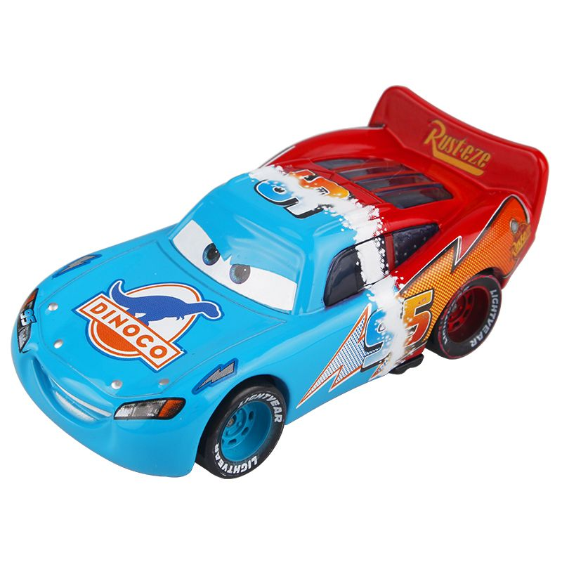 Disney Pixar Cars 2 McQueen Racer Rare Characters 1:55 Toy Car Model Kids Gifts