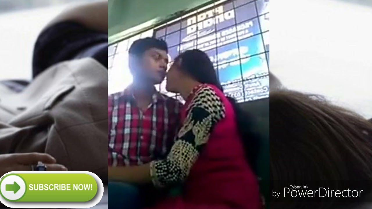 Hot Indian Couple Romance Kissing In Public Places