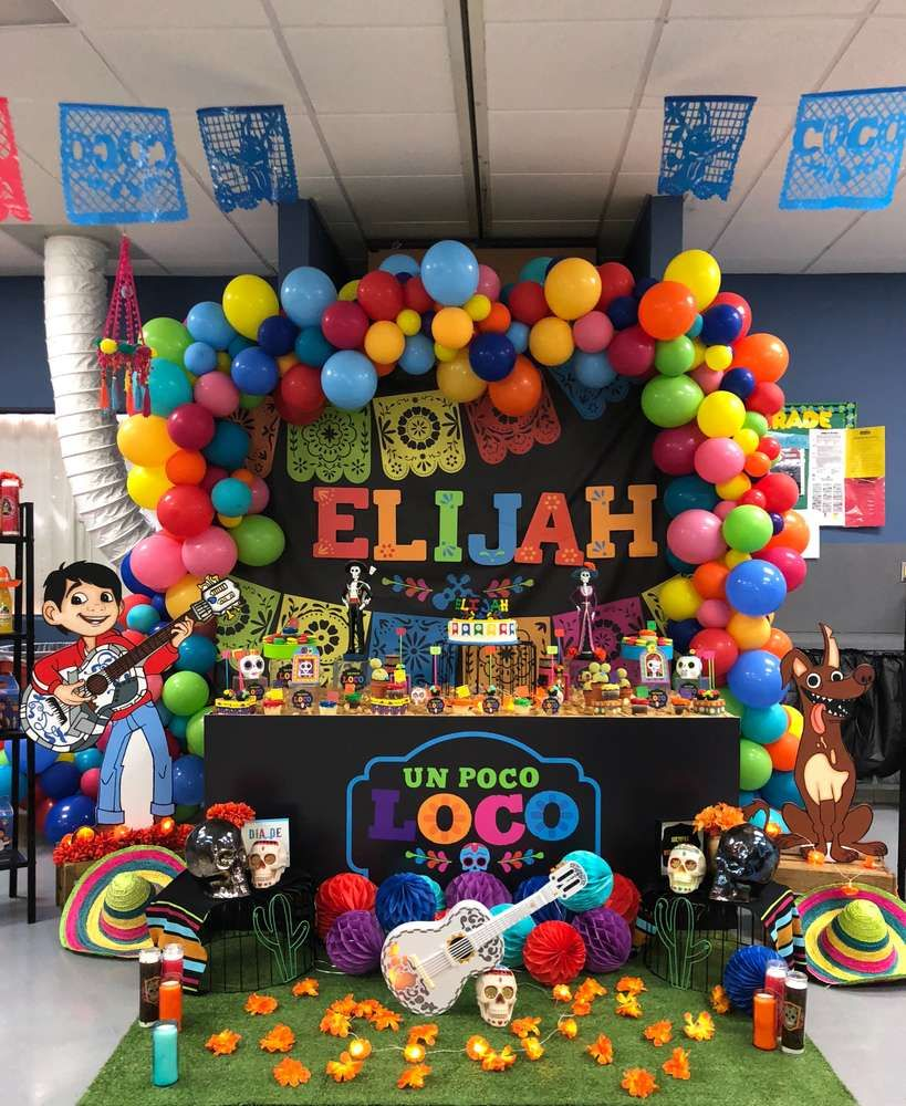 Coco Birthday Party Ideas In 2019
