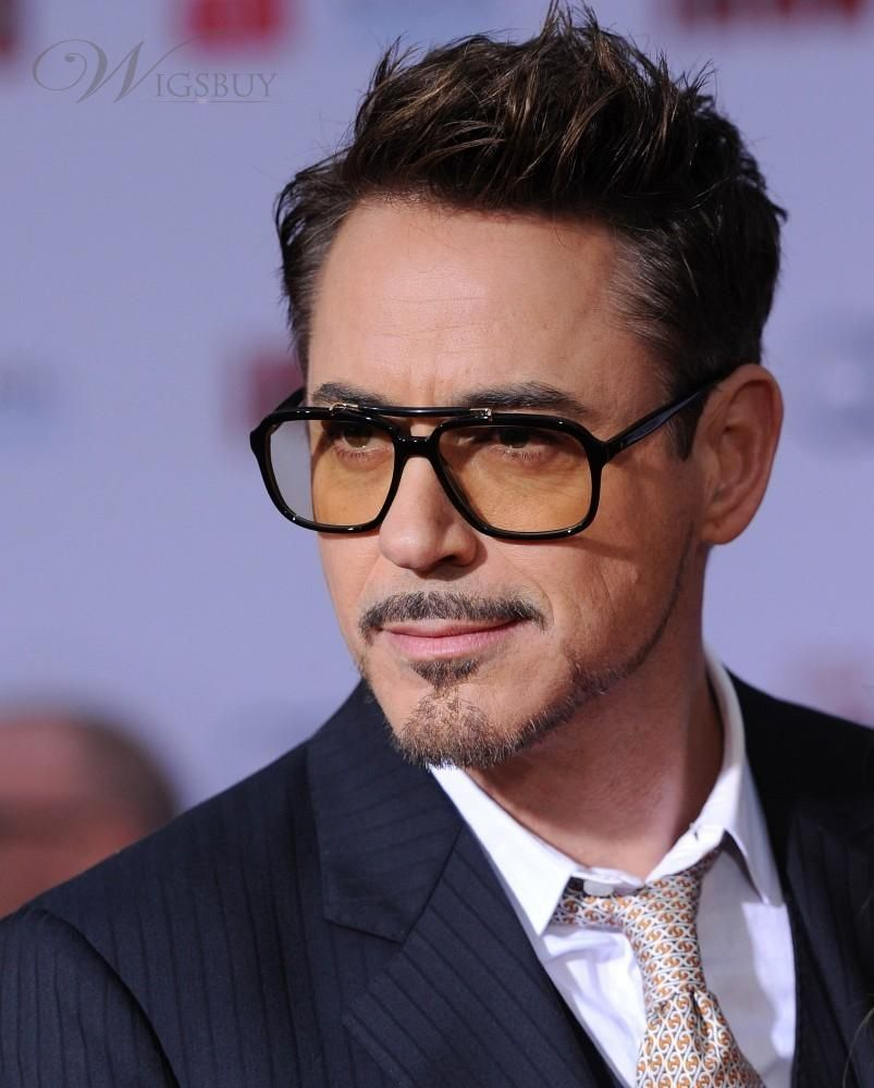 Astounding Robert Downey Jr Iron Man Haircut Google Search Robert Downey Hairstyles For Men Maxibearus