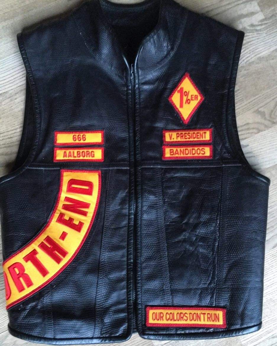Pin On Bandidos McBiker By ClubsBikerJackets Neilod b7fvY6yg