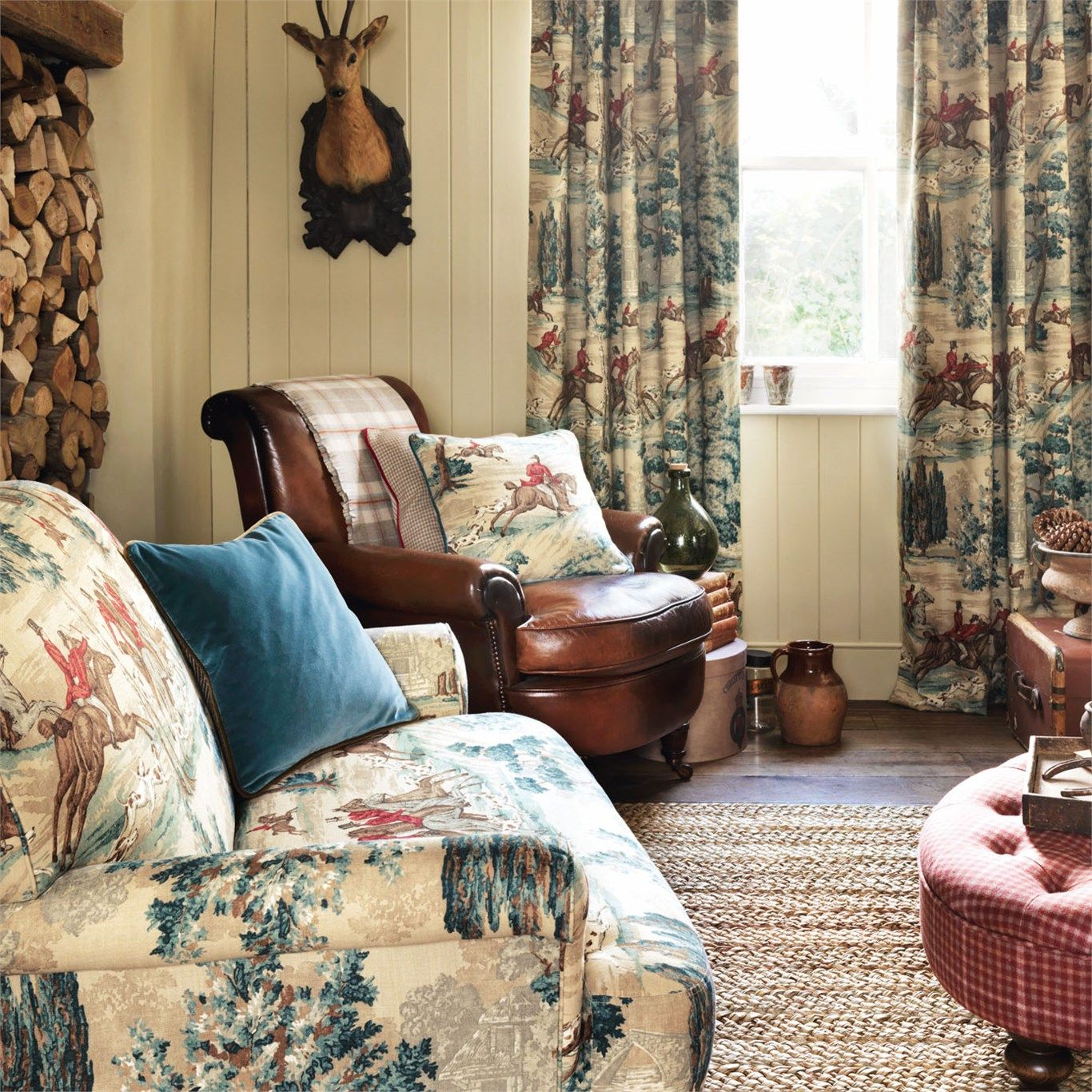 Sanderson Traditional To Contemporary High Quality