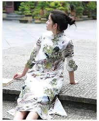 「中國  改良式傳統服飾」的圖片搜尋結果