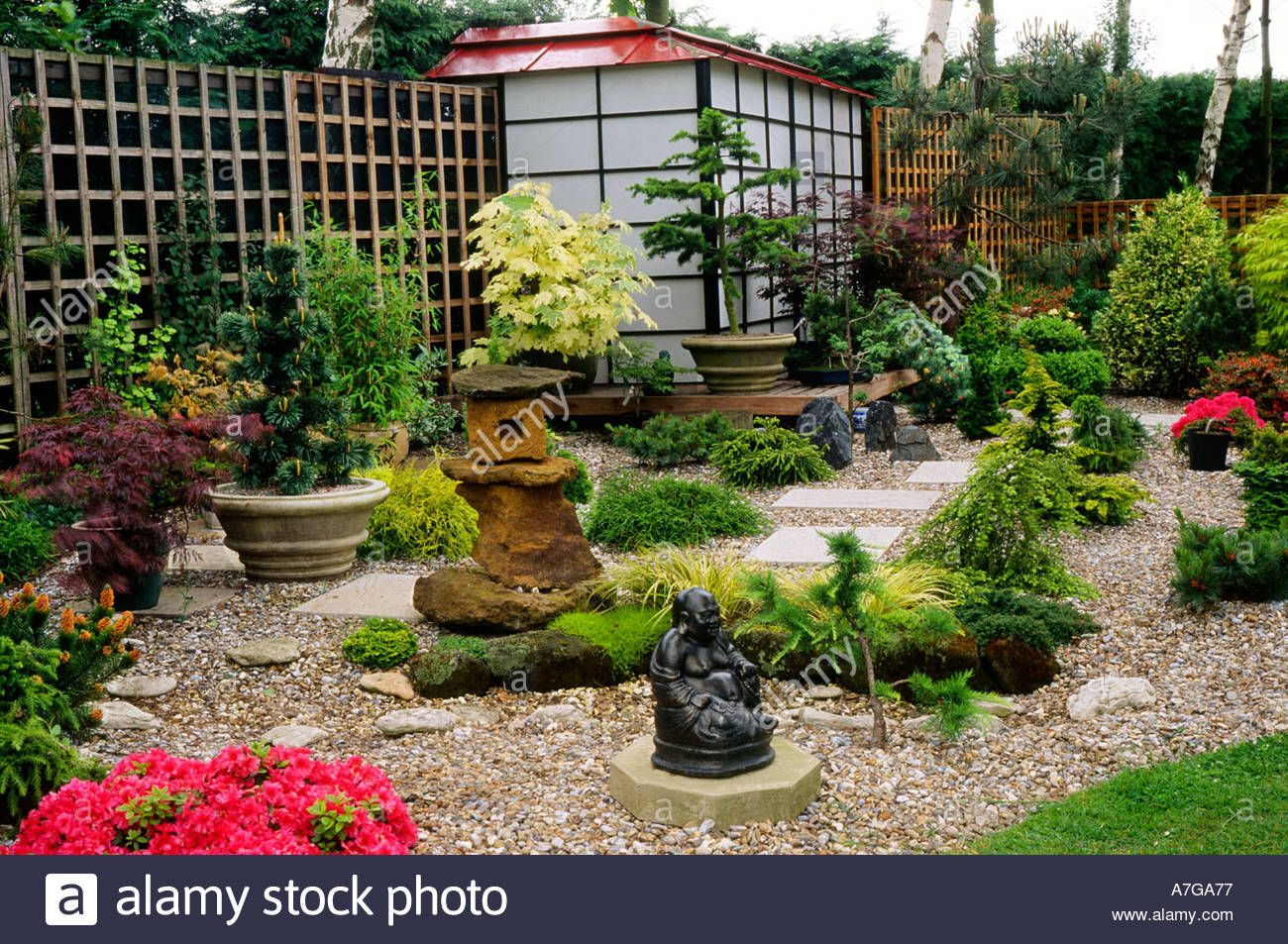 Image result for japanese style garden ideas uk | Japán ...