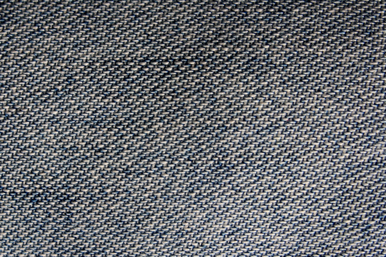 Light Blue Denim Fabric Closeup Texture