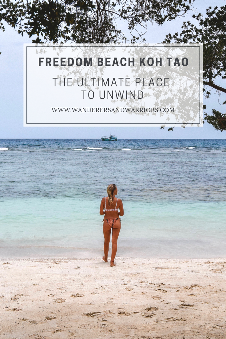Freedom Beach Koh Tao The Ultimate Place To Unwind Thailand