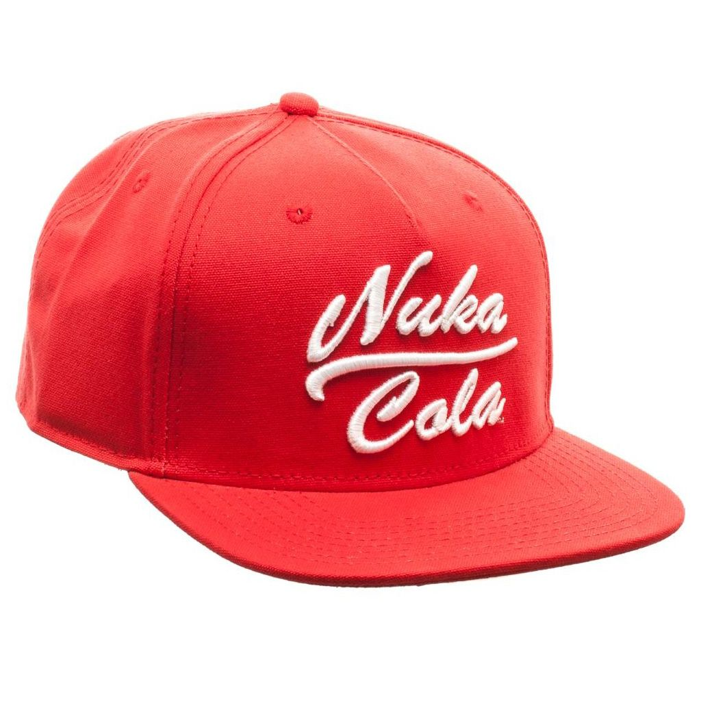 best sneakers ea1ce 5cb09 Fallout Nuka Cola, Dope Hats, Daytime Outfit, Red Flats, Embossed Logo,