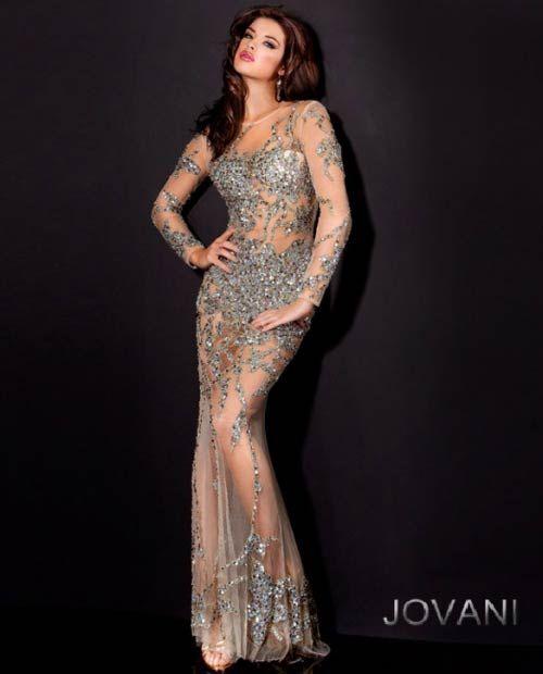 Grossiste robe de soiree jovani